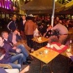 Drinks at the Plein