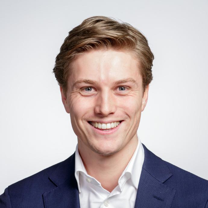 Reinout Huizer, Evolucio's Lustrum Coordinator