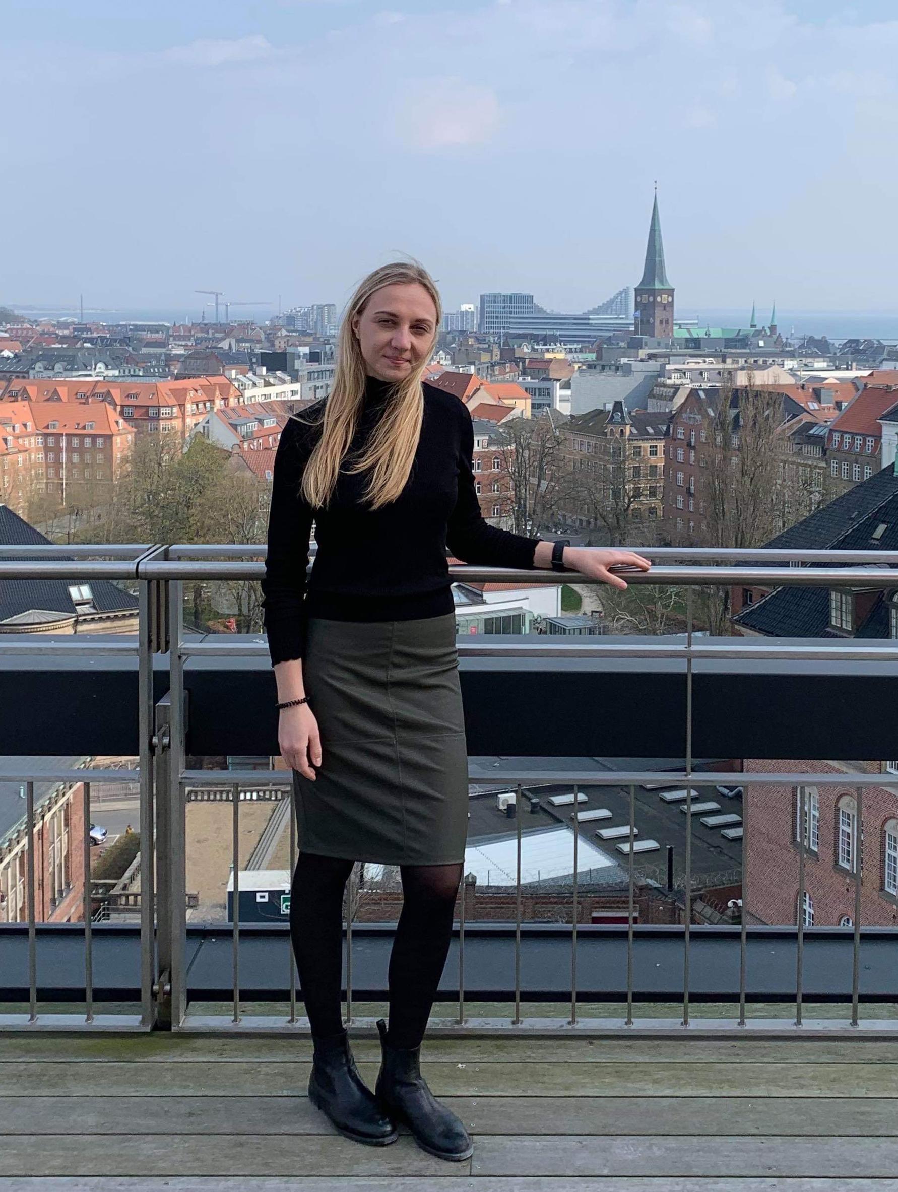 Ivanna in Copenhagen